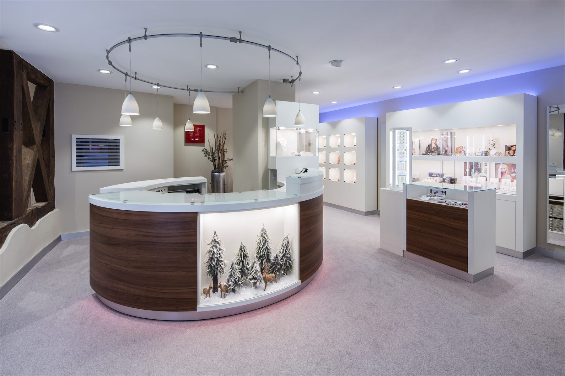 Juwelier  Ladenbau Juwelier | Ladenbau und Ladeneinrichtung