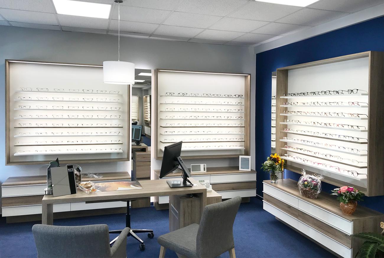 Augenoptiker Arnold Herzberg